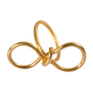 טבעת מיכאלה זהב