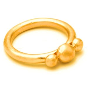 טבעת מרסלה זהב