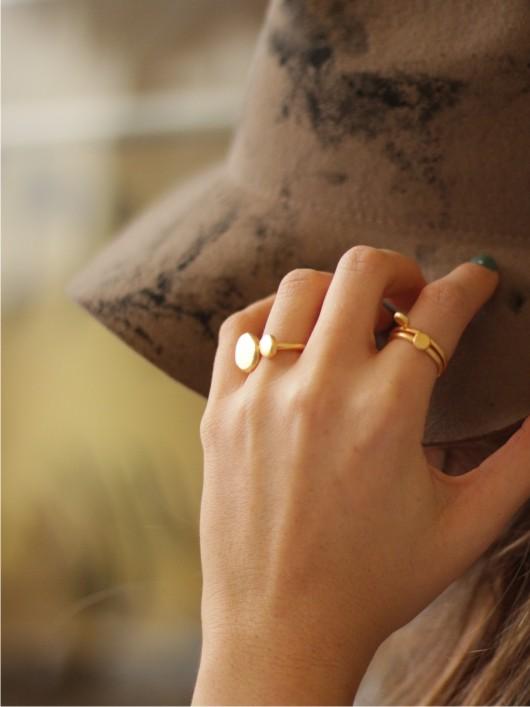 טבעת עלמה ואמה